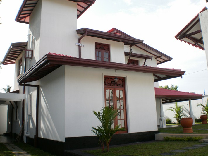 One story house plans with photos in sri lanka for Home design in sri lanka