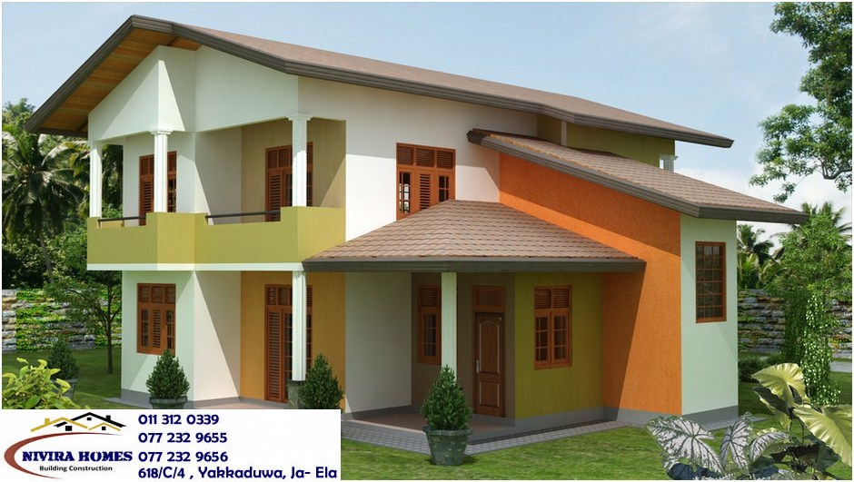 Sri lanka new house designs home design and style for Sri lanka house plans designs