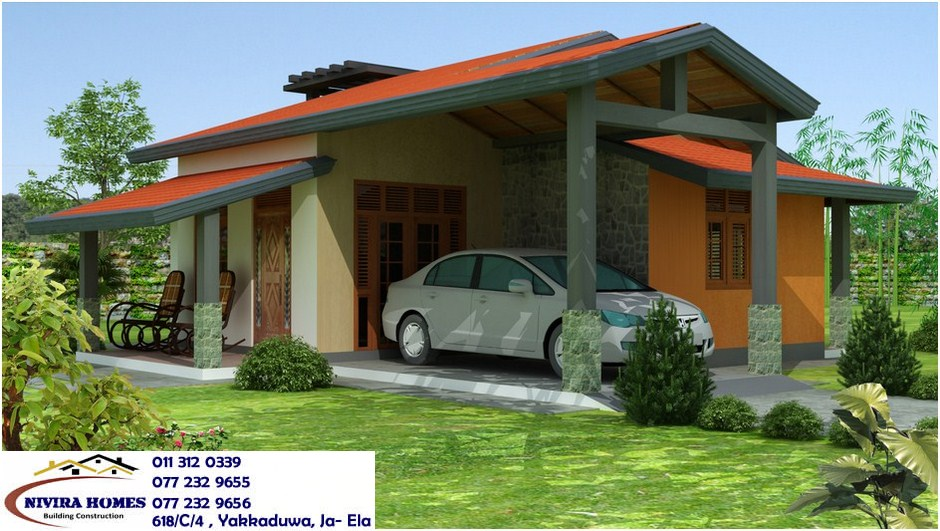 Nivira homes niviraorenge model house advertising with for Modern house plans designs in sri lanka