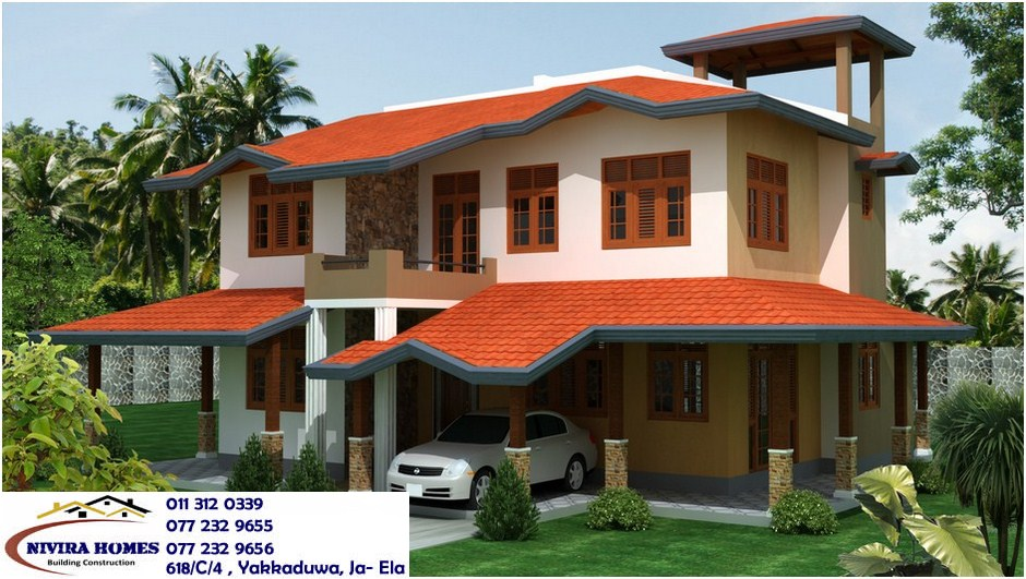 Single floor house plans sri lanka for Modern house plans designs in sri lanka