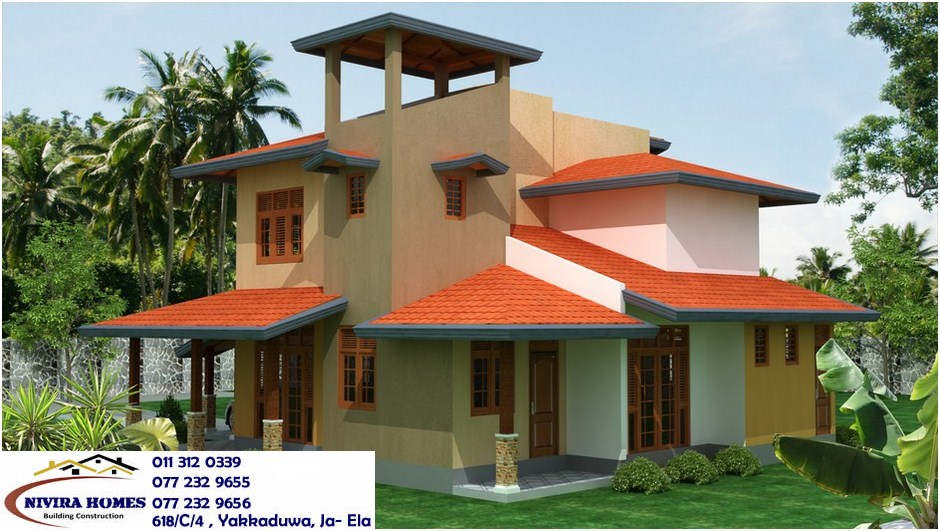 Nivira homes nivira leo model house advertising with for Apartment plans in sri lanka