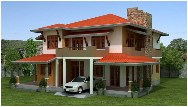Dafodil plan singco engineering dafodil model house for Home design in sri lanka