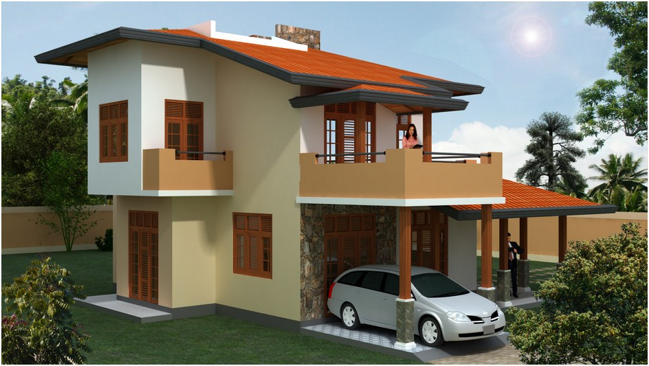 Sri lanka housing plans home design and style for Home landscape design sri lanka