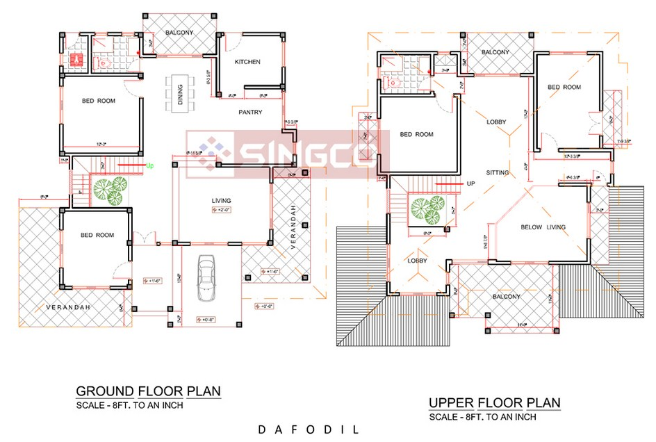 Modern two story house plans in sri lanka numberedtype for Desi home designs