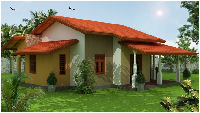 Singco engineering dafodil model house advertising with for Home designs sri lanka