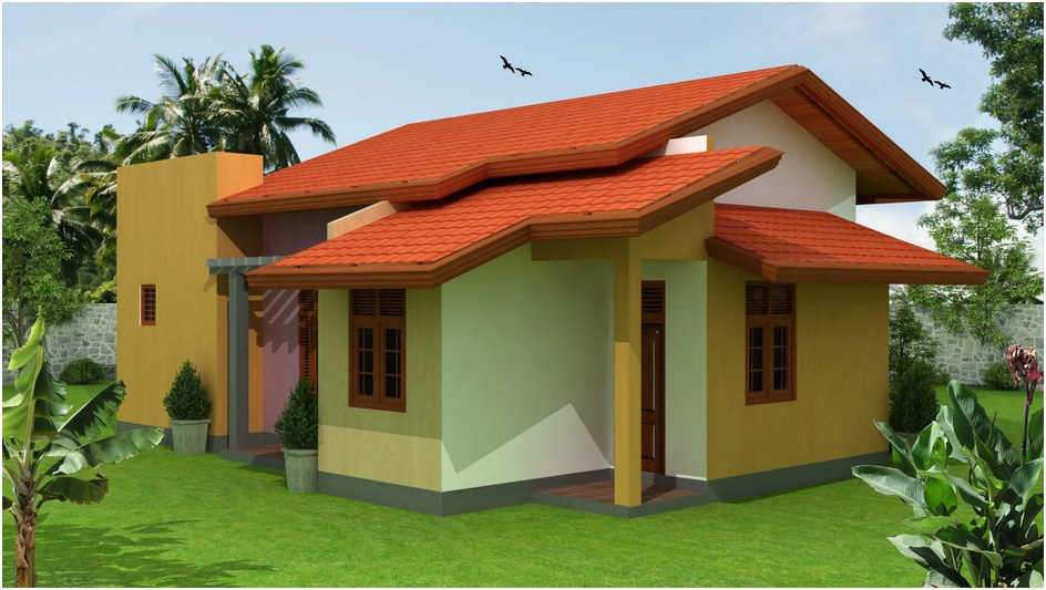 Singco engineering dafodil model house advertising with for Home landscape design sri lanka