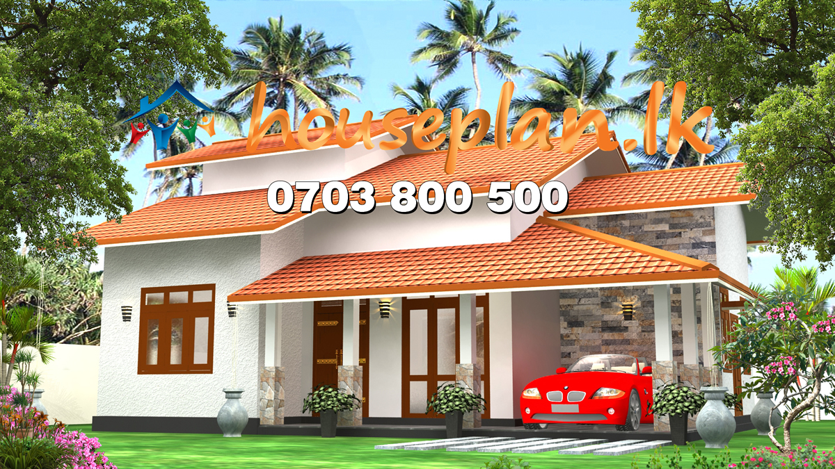 Normal house plans sri lanka for Normal home plans