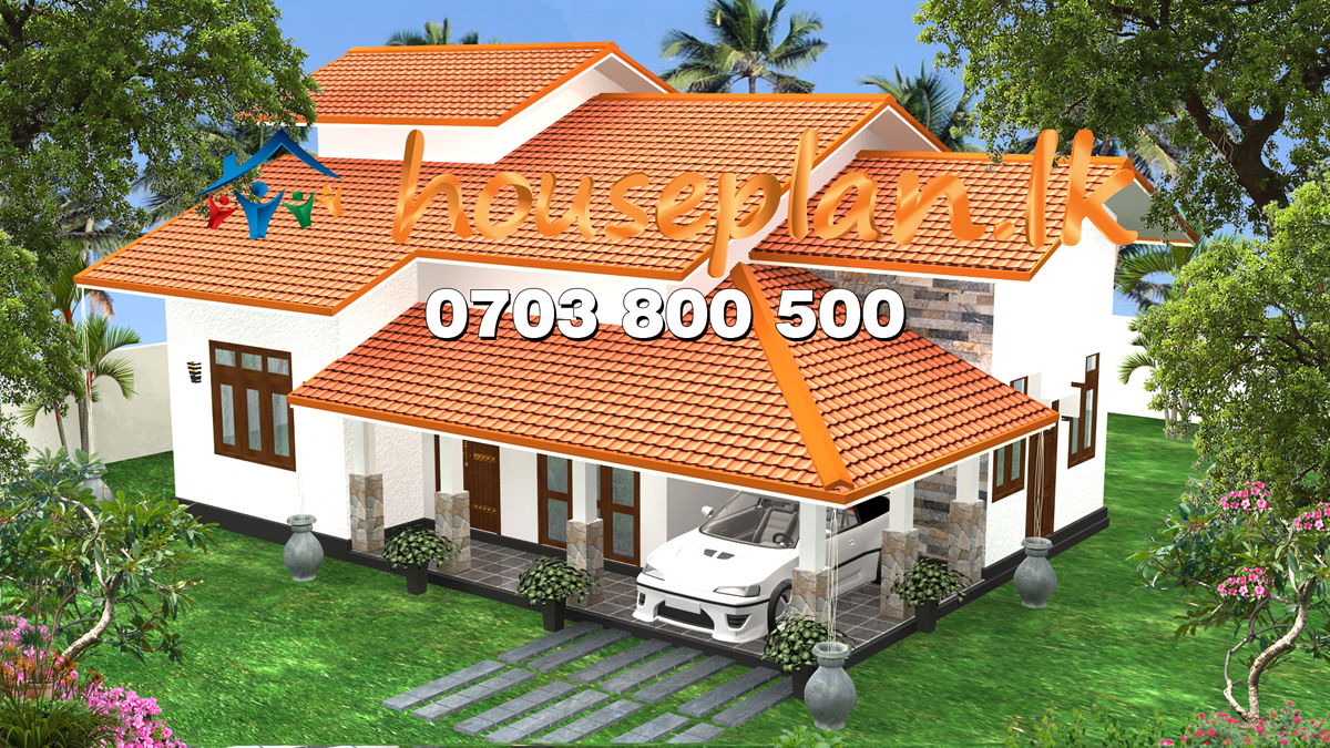 Sri Lanka House Plan Best Price Of House Contruction Low Budget House Plan 3 Bedroom House