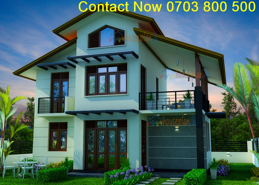Sri lanka house plan best price of house contruction for Kedella home designs