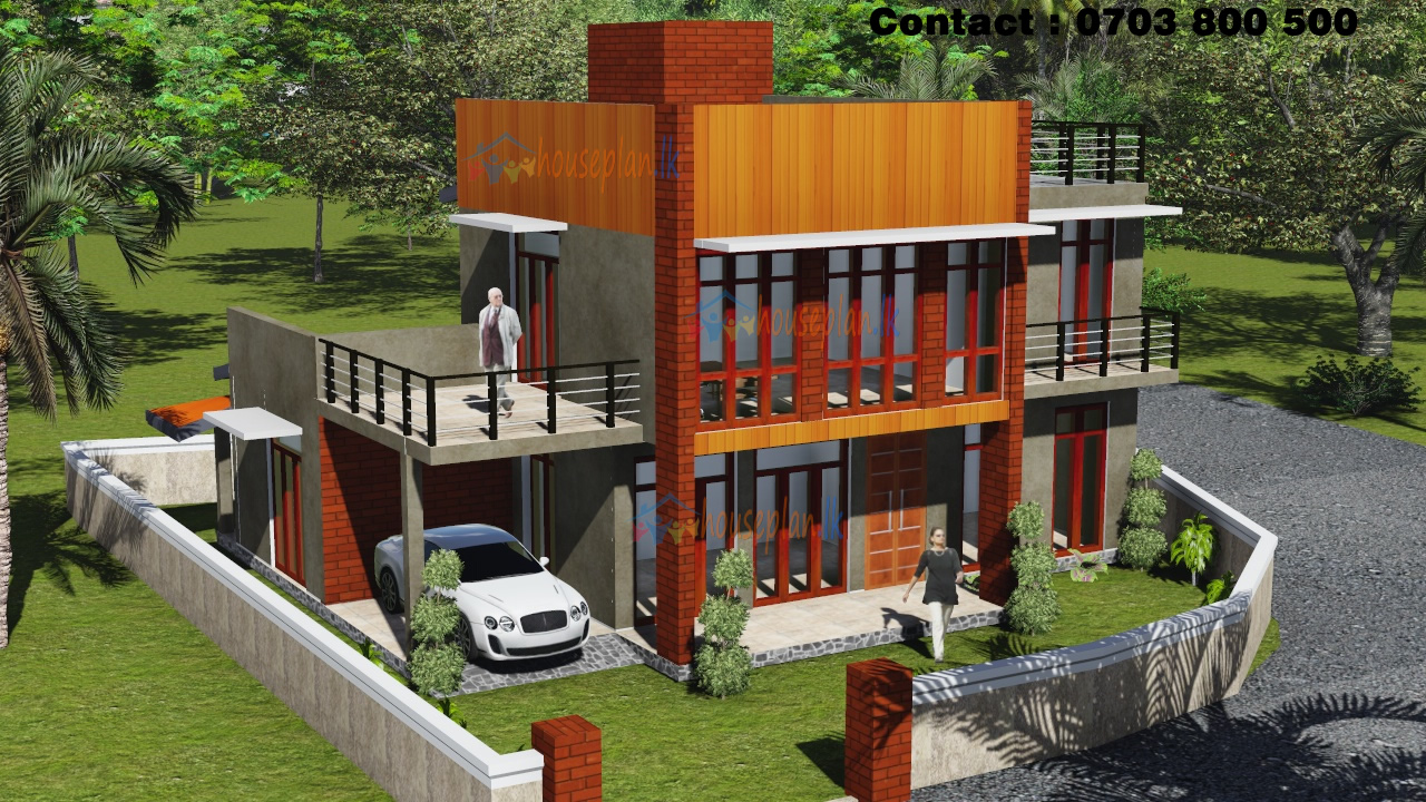 Sri lanka house plan | best price of house contruction ...
